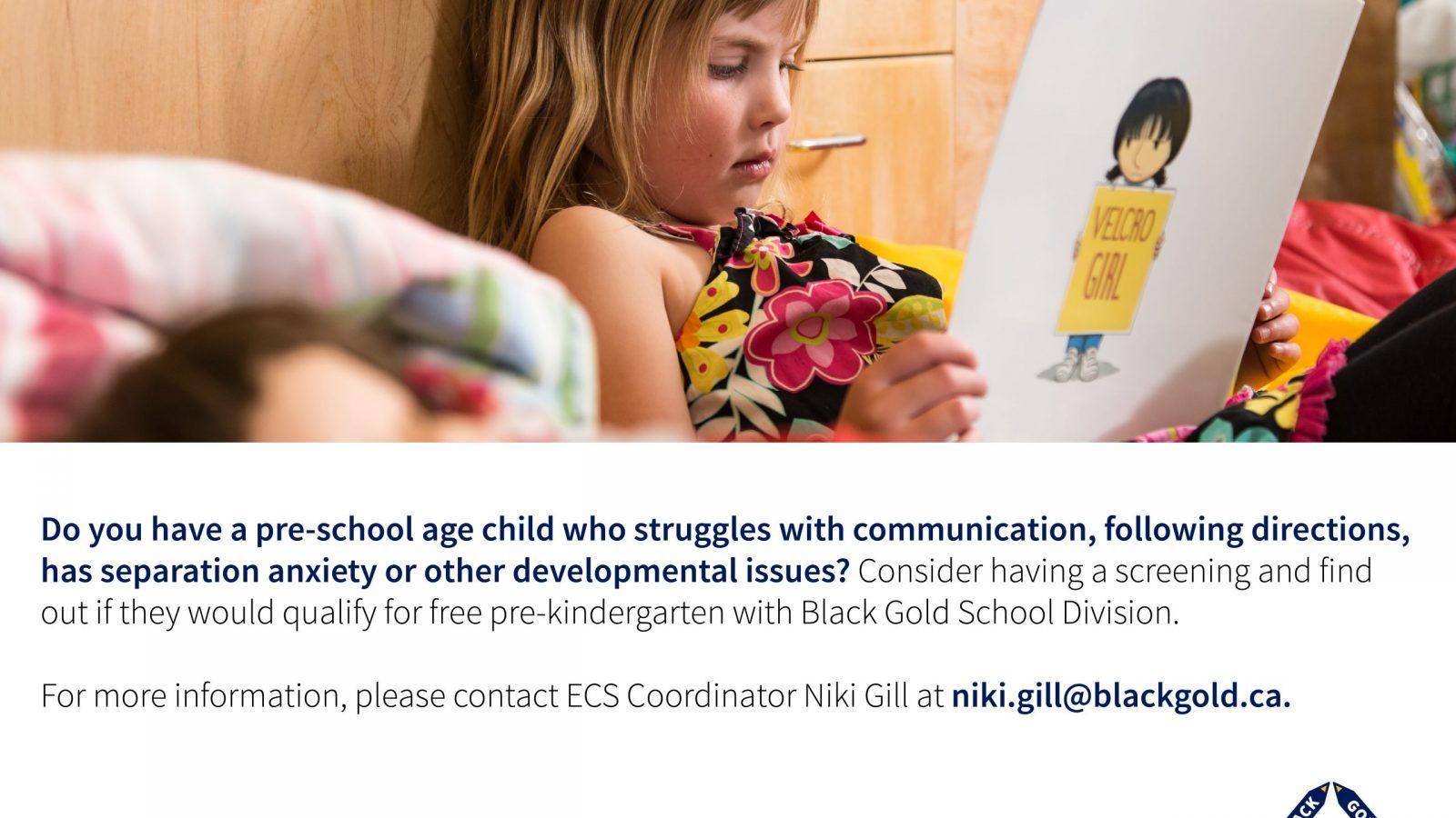 Free Pre-Kindergarten